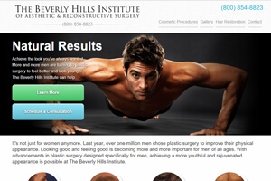 The Beverly Hills Plastic Surgery for Men