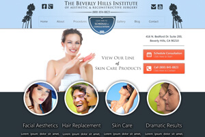 The Beverly Hills Institute of Aesthetic & Reconstructive Surgery