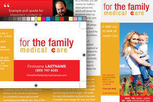 For The Family Medical Care Print Material