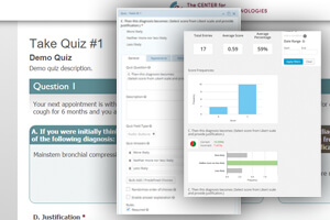 Learning Management System (LMS) Quiz Module