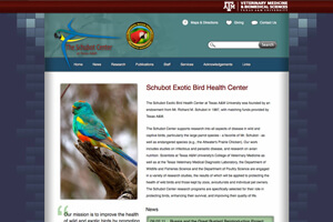 Schubot Exotic Bird Health Center